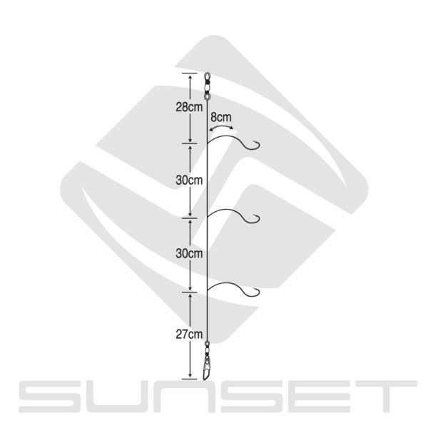 SUNSET SABIKI ST-D-001-1