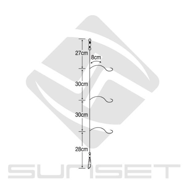 SUNSET SABIKI ST-D-301
